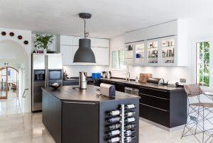 Kitchen - Modern - Madrid Liniar - Wood 1-4