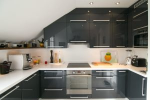 Kitchen - Modern - Madrid - Laca 5-2