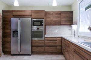 Kitchen - Modern - Salzburgo - Wood 1-5