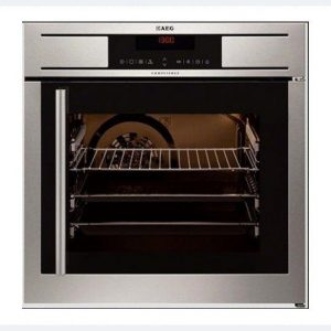 AEG BP-7614000-M Multifuncion Pyrolytic oven