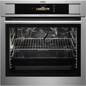 AEG BS836680NM Steam Oven