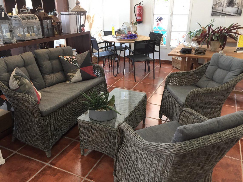 Nordic Muebles - Conjunto Sofa Campestre