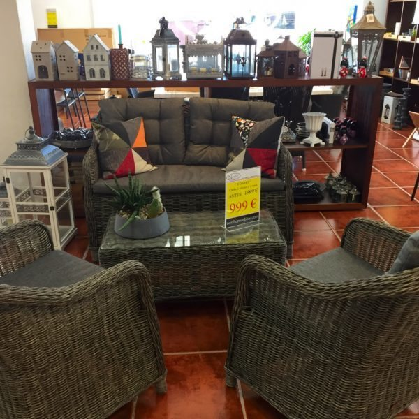 Nordic Muebles - Country Sofa Set