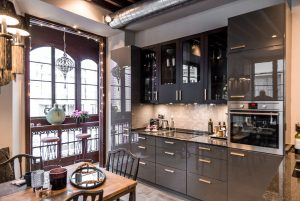 Kitchen - Contemporary - Madrid - Laca 2-1