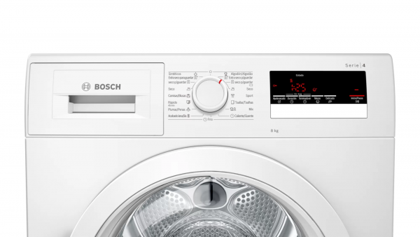 Bosch Dryer WTR85V90ES