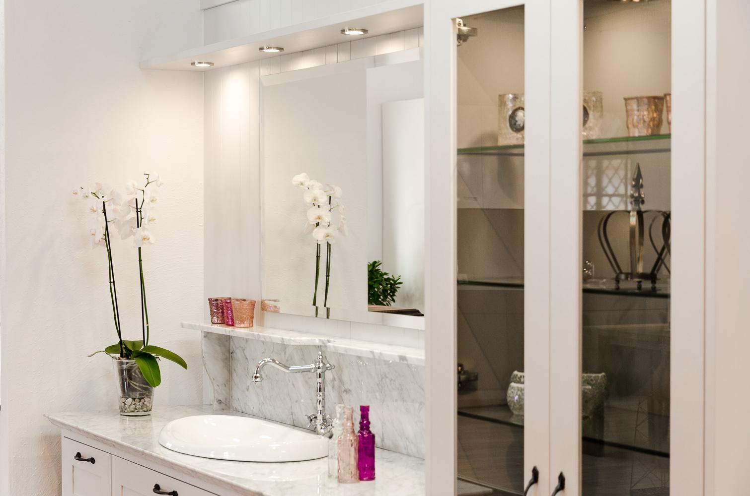 Copenhagen Madera Clic Bathroom Set
