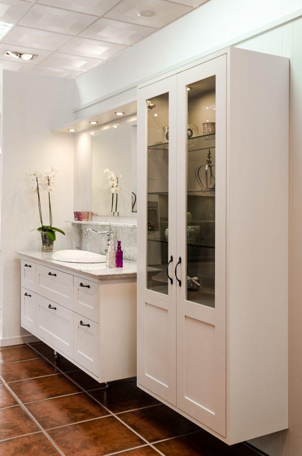 Copenhagen Madera Classic Complete Bathroom Set Nordic Muebles