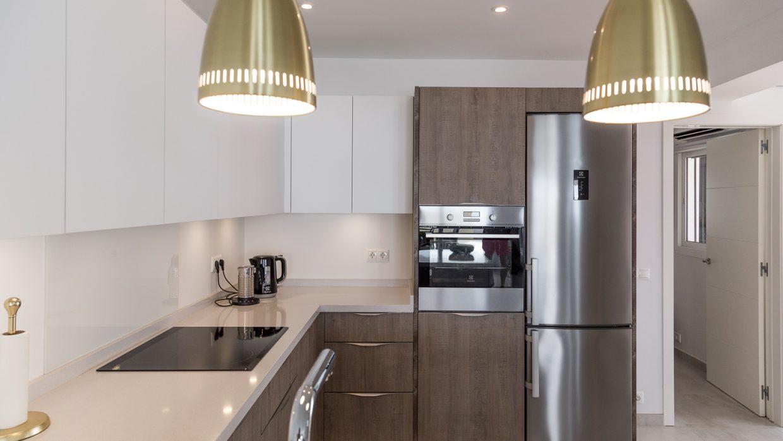 Nye Slate Forma Moderne Køkkener udgivet