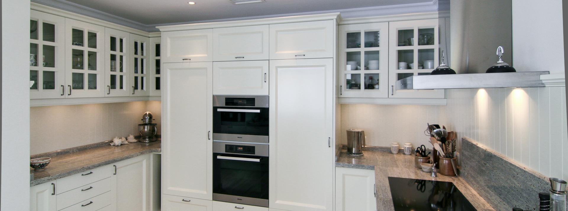Nordic Muebles - Kitchens - Classic - Konny