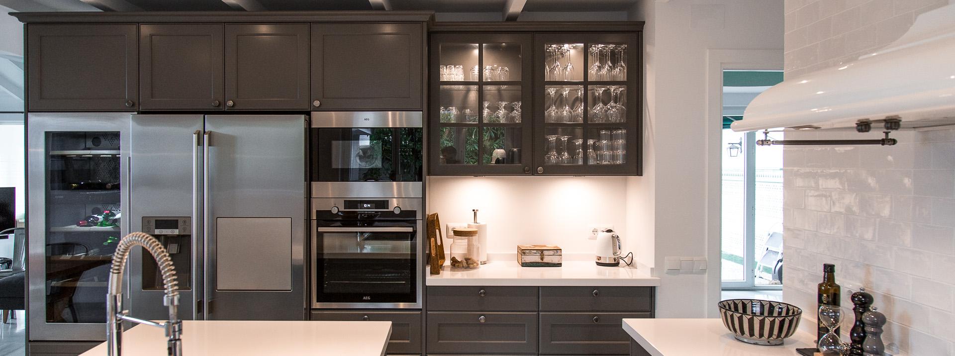 Nordic Muebles - Kitchens - Classic - Svendborg