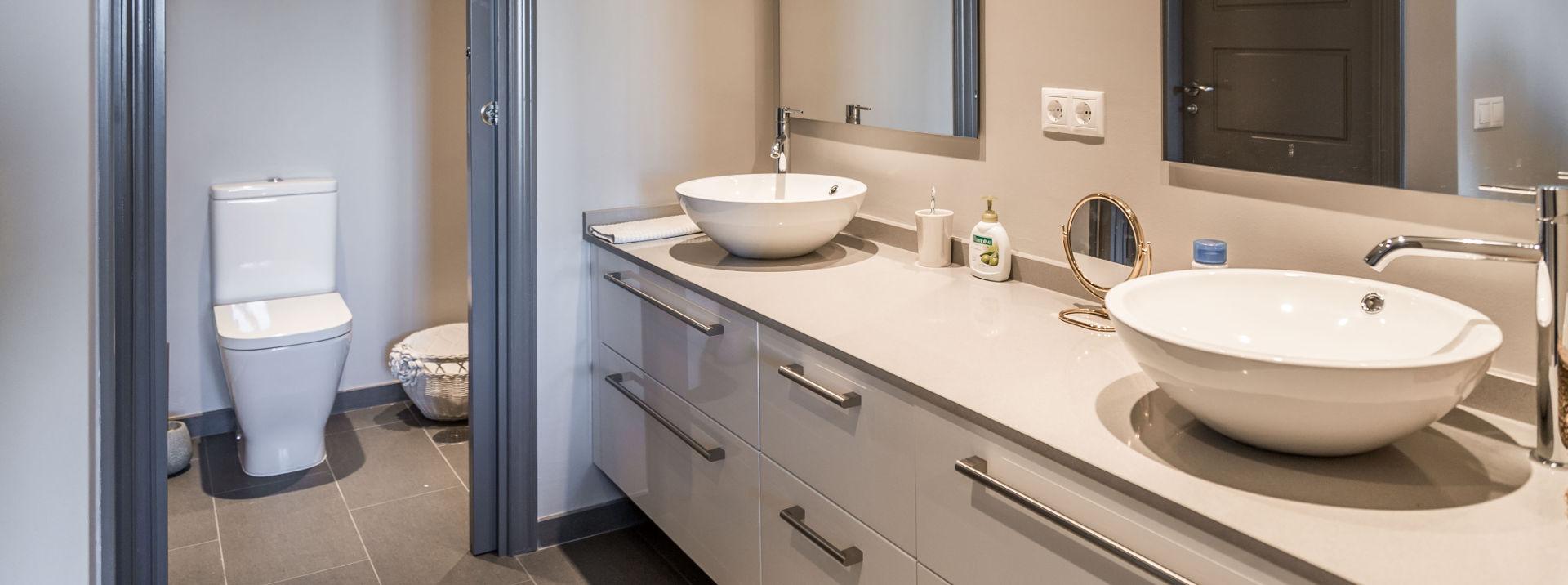 Nordic Muebles - Bathrooms - Modern Madrid