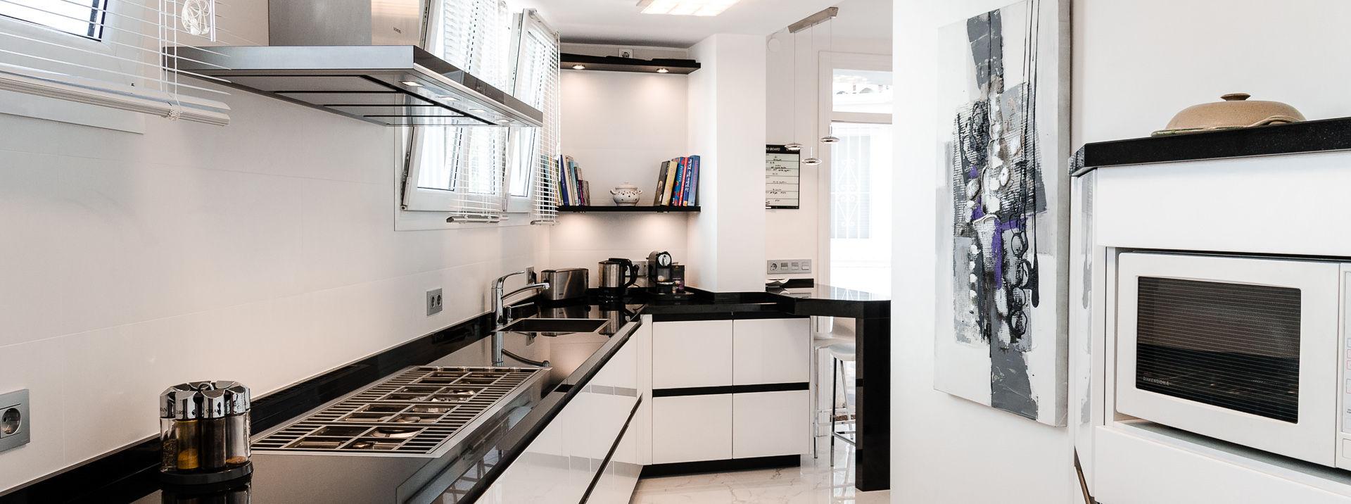 Nordic Muebles - Kitchens - Modern - Gante