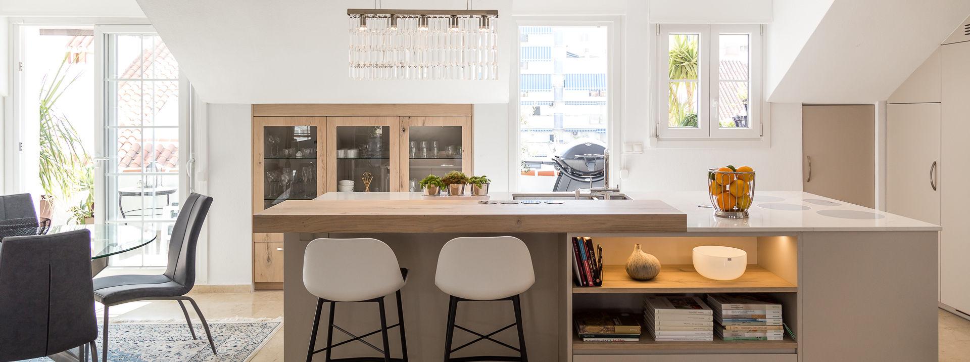Nordic Muebles - Kitchens - Modern - Nube