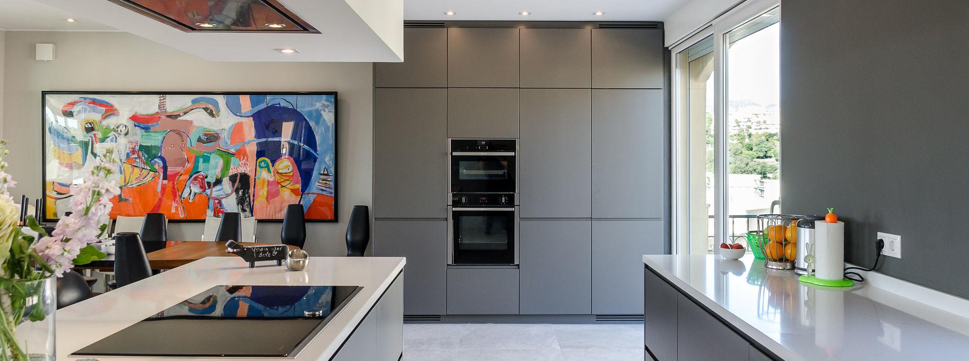 Nordic Muebles - Kitchens - Modern - Palencia