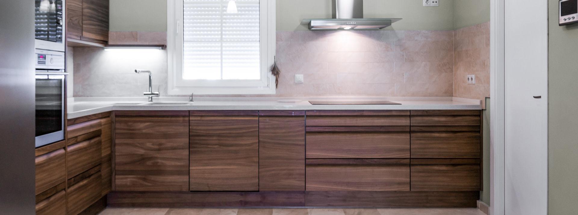 Nordic Muebles - Kitchens - Modern - Salzburgo