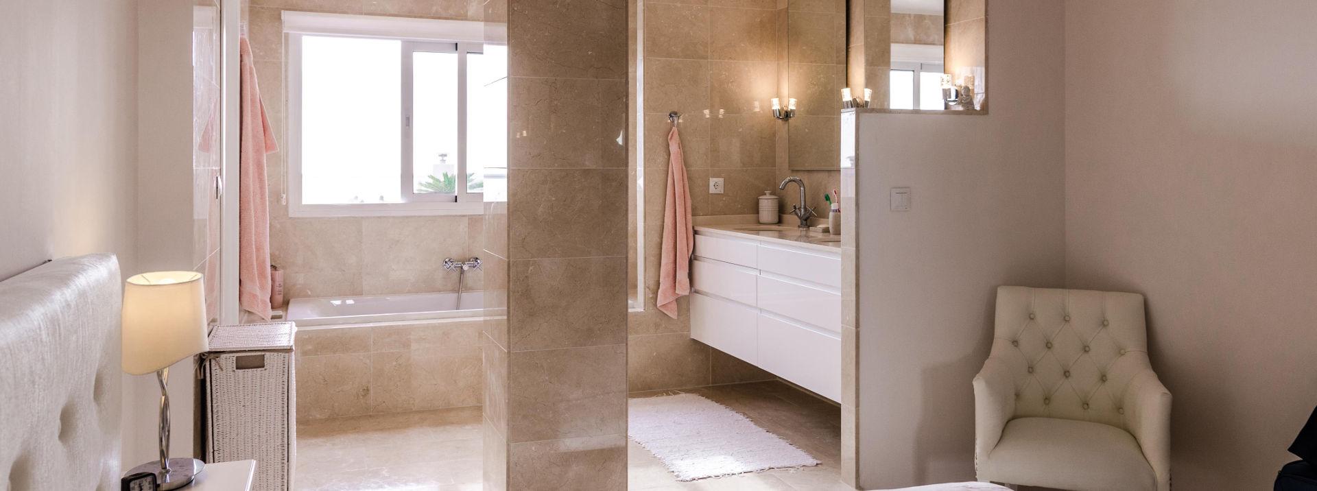 Nordic Muebles - Bathrooms - Modern Palencia