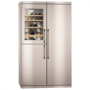 AEG S95900XTM0 American Fridge Freezer